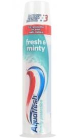 Aquafresh 3 in 1 Protection Pomp Tandpasta 100 ml