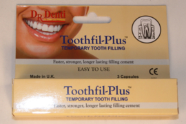 Dr. Denti Toothfil-Plus (extra sterke noodvulling)