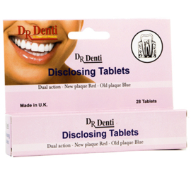 Dr. Denti Disclosing Tablets