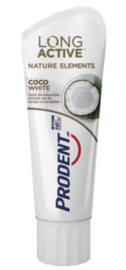 Prodent Tandpasta Long Active Nature Elements Coco White 75 ml