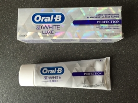Oral B 3D weiße Luxe Perfektion