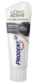 Prodent Tandpasta Nature Elements Charcoal White & Detox 75 ml