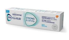 Sensodyne Proglasur Strong & White
