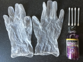 Listerine Care Pack