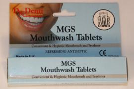 Mundwasser Tabletten