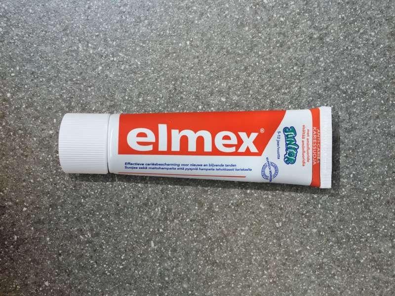 Elmex Junior Toothpaste