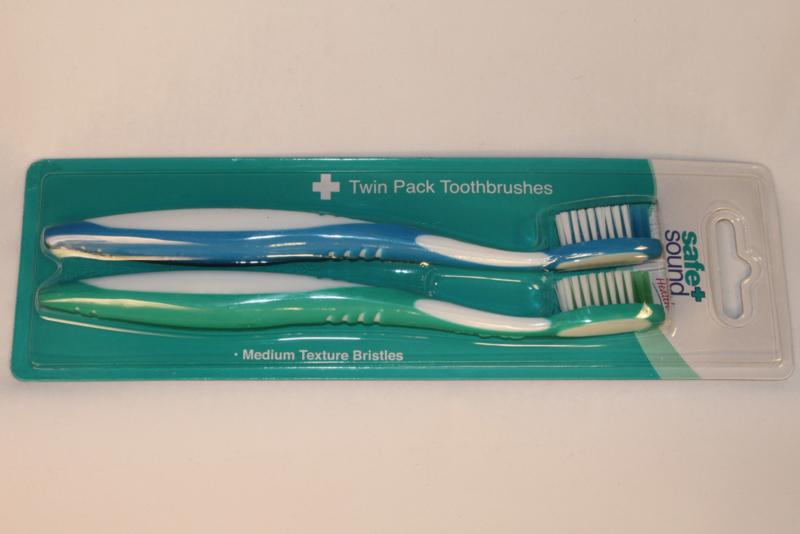Zahnbürste (Doppelpack)