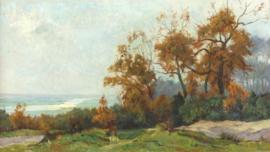 Barend Ferwerda, Belmonte Wageningen89 x 50 cm