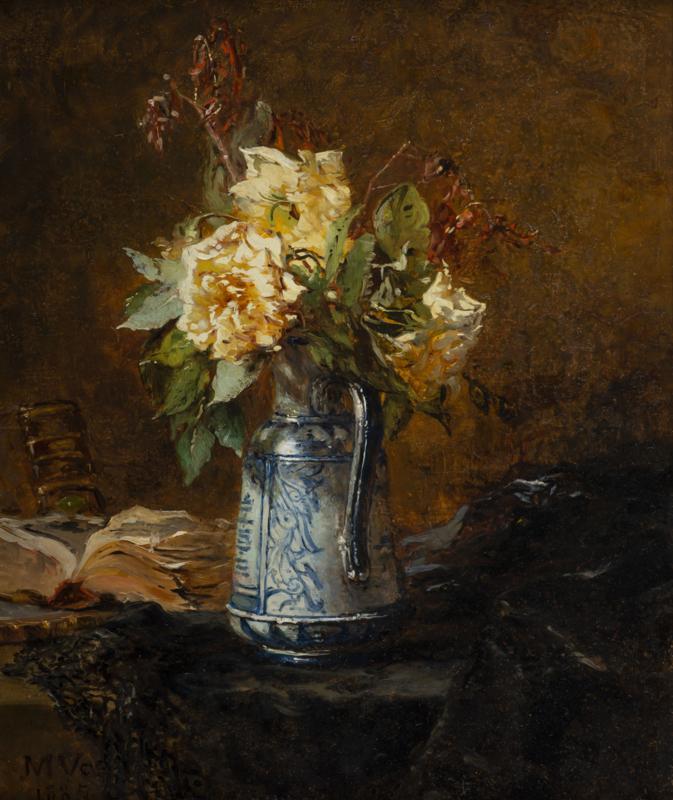 Maria Vos, Stilleven  42 x 50 cm