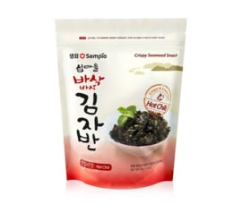 Seaweed snack - Red chilli flavour