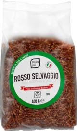 Rosso selvaggio- rode rijst
