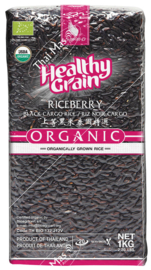 Healthy grain zwarte rijst