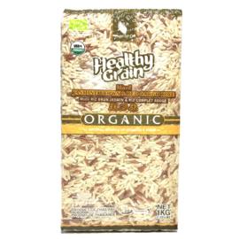 Healthy grain Rood bruine rijst