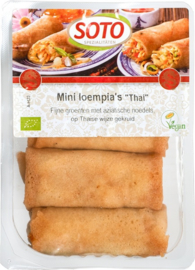 Mini loempia Thai