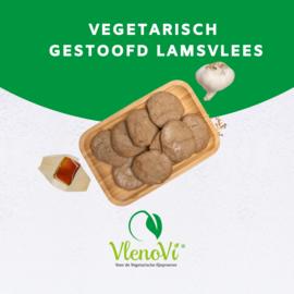 Veggie stewed mutton slices