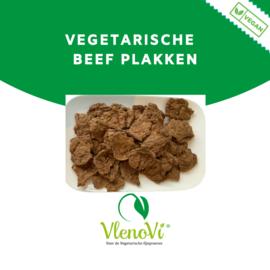 Vegan dried beef slices