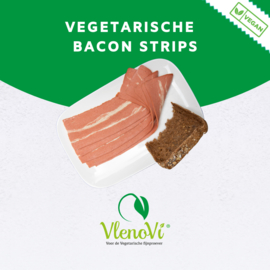 Vegan bacon.