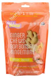 Ginger chews mango