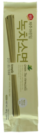 Green tea vermicelli