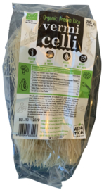 Bio bruine rijst vermicelli