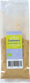 Cardamon gemalen