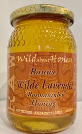 Wilde Lavendel honing
