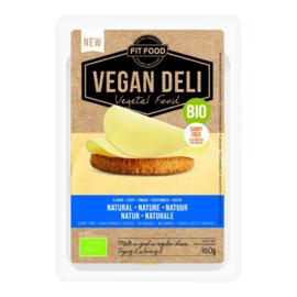 Vegan kaas plakken naturel