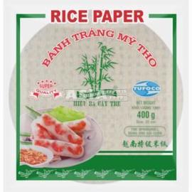 Rijstpapier/rijstvellen 22cm