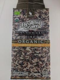 Healthy Grain Brown,Red,Black