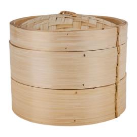 Bamboe steamer 15cm