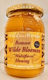 Wilde bloemen honing.