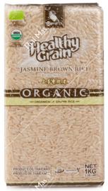 Healthy grain  jasmijn bruine rijst