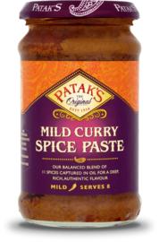 Curry mild paste