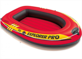 Opblaasboot Explorer Pro 50 - éénpersoons
