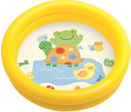 Baby zwembad - My First Pool - Geel