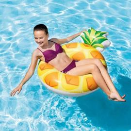 Opblaasbare Ananas Zwemband