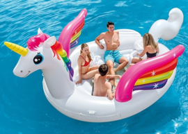 Unicorn Party Island