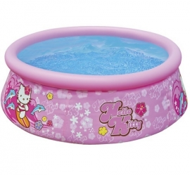 Kinderzwembad - Hello Kitty Easy Set Pool