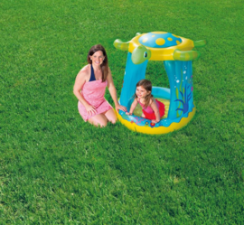 Baby zwembad - Schilpad