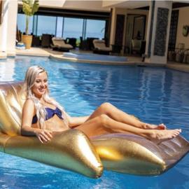 Gouden Loungestoel
