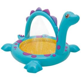 Kinderzwembad - Dino met sproeier
