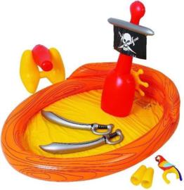Kinderzwembad - Piratenboot