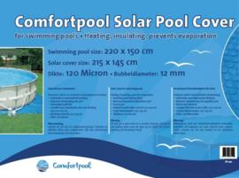 Comfortpool Solarzeil 450 x 220 cm