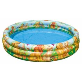 Kinderzwembad - Leeuwenkoning