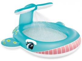 Kinderzwembad - Walvis met sproeier