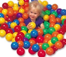 Speelballen 100 stuks