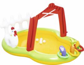 Kinderzwembad - Boerderij