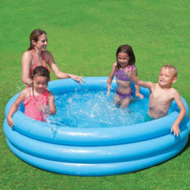 Kinderzwembad - Crystal Blue - Groot