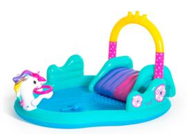 Zwembad met glijbaan - Fairytale
