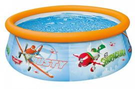 Easy Set Pool Planes